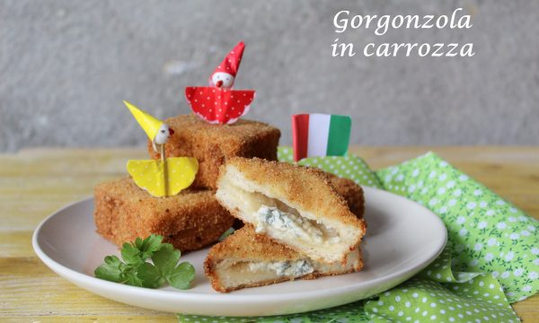 GORGONZOLA IN CARROZZA