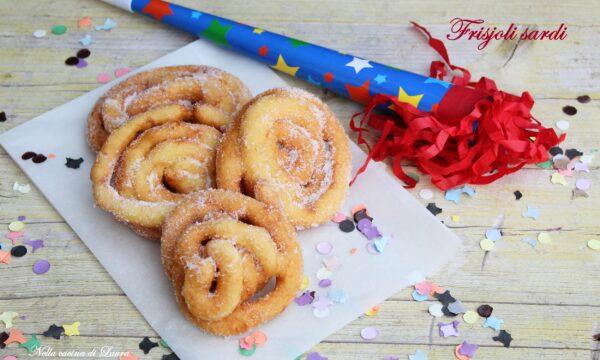 FRISJOLI SARDI – ricetta di carnevale