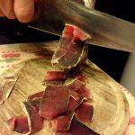 violino di capriolo - nella cucina di laura