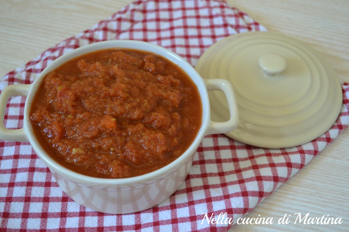 ragù vegetariano ricetta blog