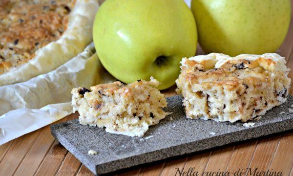 Torta di mele in sfoglia