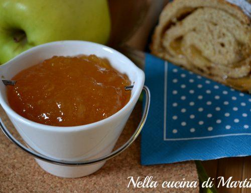 Marmellata di mele golden con la mdp