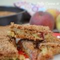 torta alle pesche ricetta blog