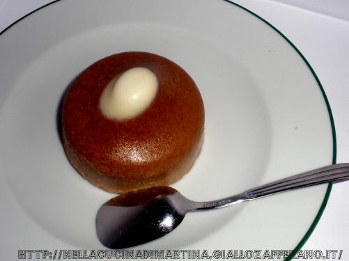 panna cotta bicolor ricetta dolce nella cucina di martina