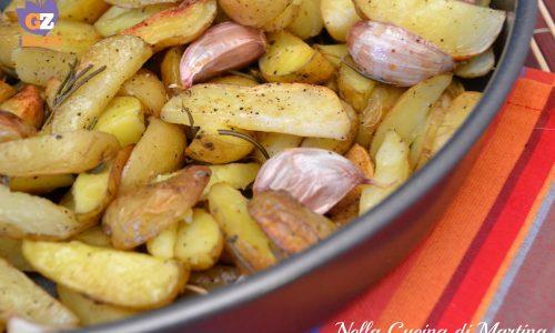 Patate al forno classiche