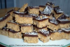 Dolcetti di cocco-biscotto