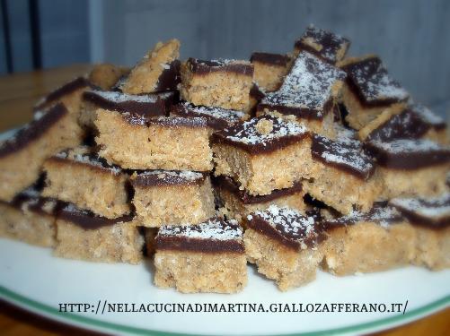 dolcetti di coccobiscotto nella cucina di martina blog