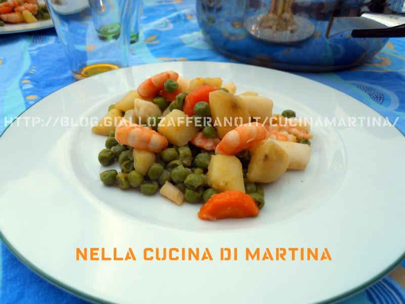Spadellata orto mare - La cucina di martina ...