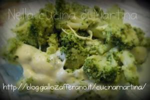 Pasticcio di broccoletti