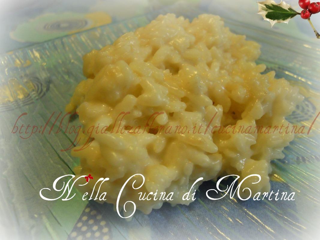 risotto al formaggio di fossa ricetta economica