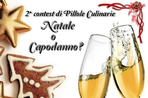 Il contest di Natale di pilloleculinarie.it