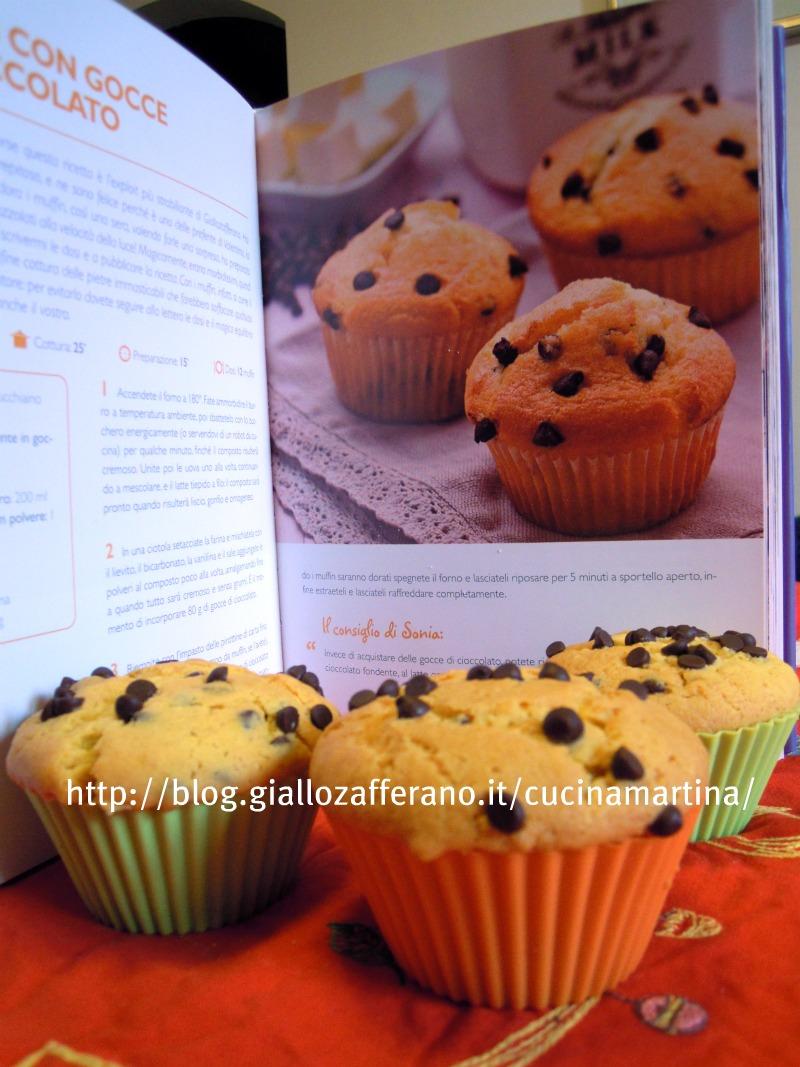 Libro di sonia peronaci le mie migliori ricette i muffin
