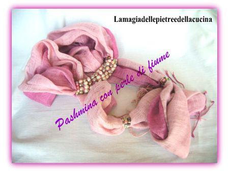 pashmina rosa primo premio legami e legumi nella cucina di martina