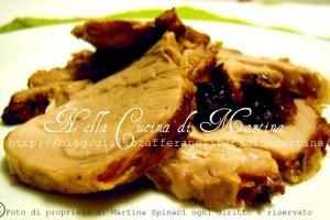 Filetto di maiale arrosto, ricetta della domenica