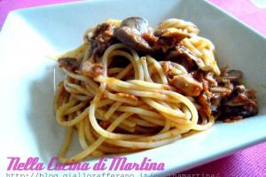 Spaghetti alla carrettiera, ricetta romana