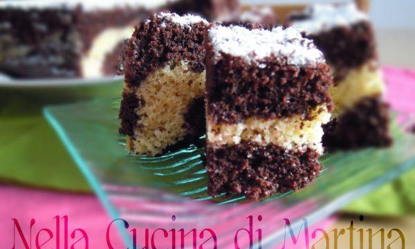 Mattonella al cacao, ricetta dolce semplice