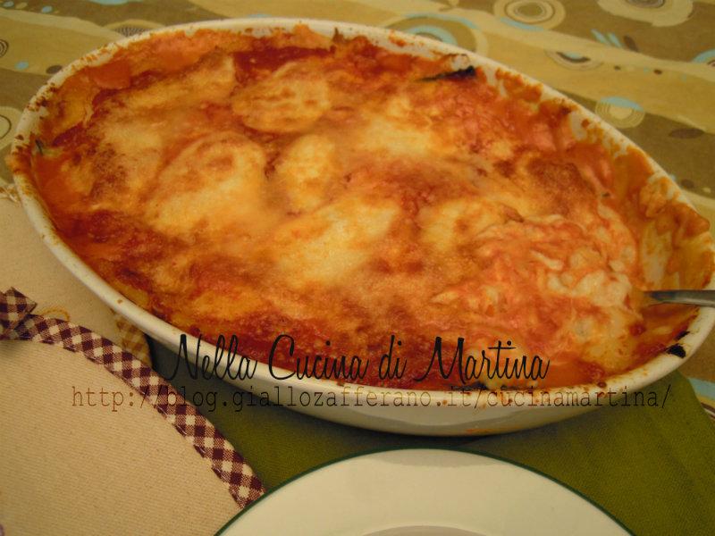 Gateau di patate al pomodoro ricetta vegetariana piatto unico - La cucina di martina ...