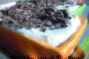 Tiramisù allo yogurt e castagne, ricetta dolce