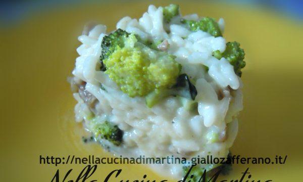 Risotto con salsiccia e broccoletti, ricetta gustosa