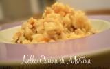 Risotto con radicchio rosso, ricetta vegetariana