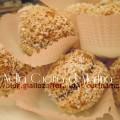 amaretti con nutella e cocco ricetta dolce veloce nella cucina di martina