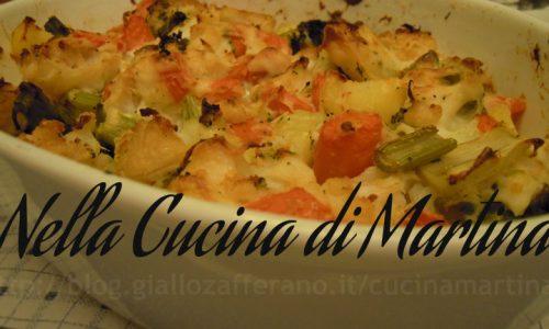 Verdure gratinate, ricetta contorno semplice