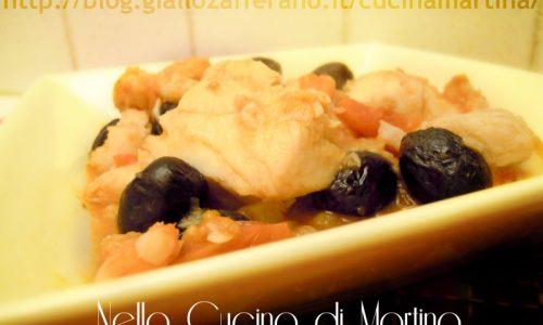 Spadellata di pesce in umido, ricetta semplice e veloce