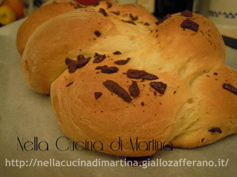 pan dolce di ricotta ricetta, nella cucina di martina