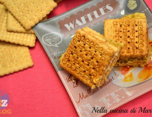 Ricetta, dolce di biscotti alle nocciole