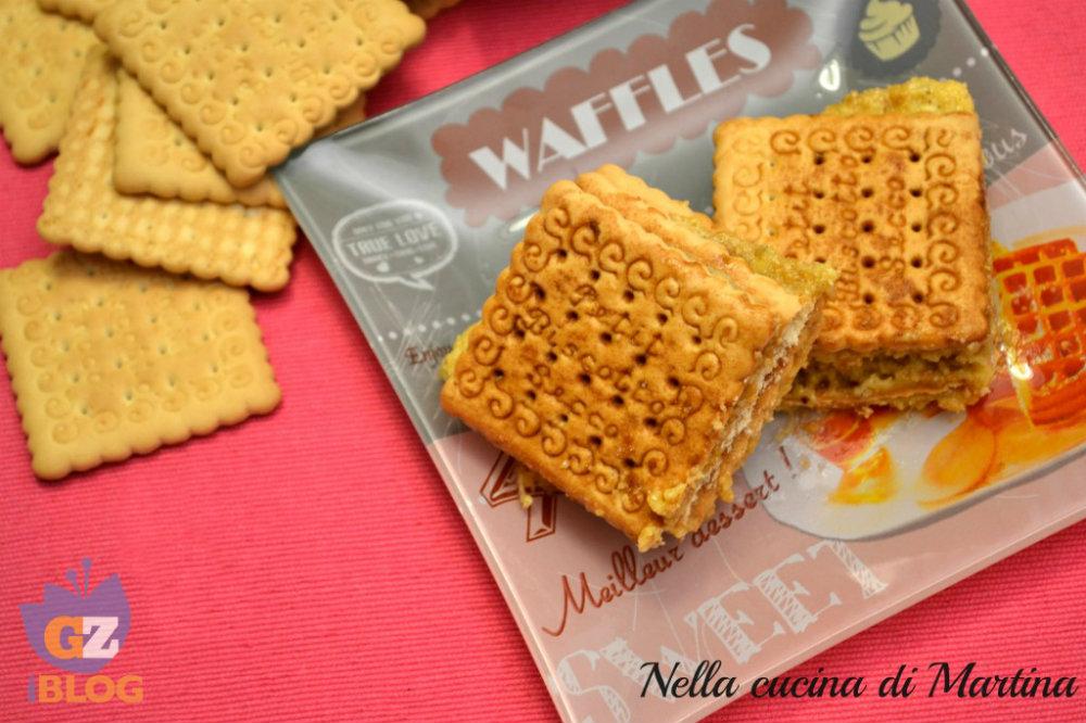 dolce-di-biscotti-alle-nocciole ricetta nella cucina di martina