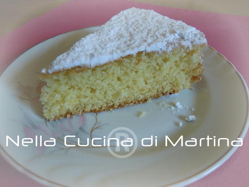 Torta dei sette vasetti, ricetta dolce, nella cucina di Martina blog