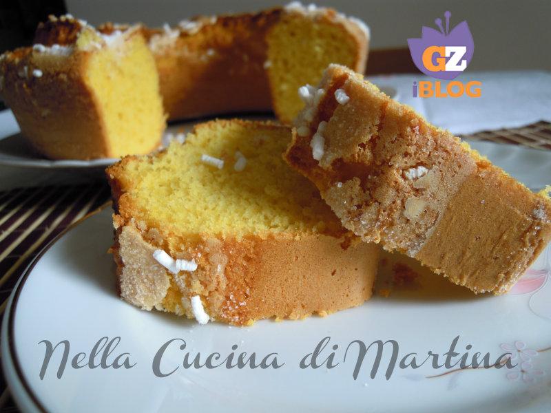 ciambellone soffice ricetta dolce nella cucina di martina blog