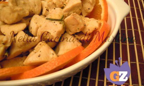 Pollo all'arancia, ricetta secondo piatto