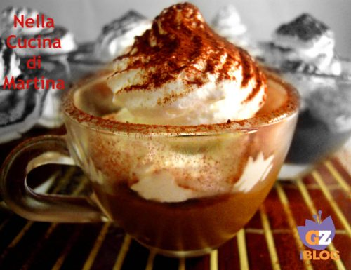 Mini bavarese al caffè, ricetta dolce