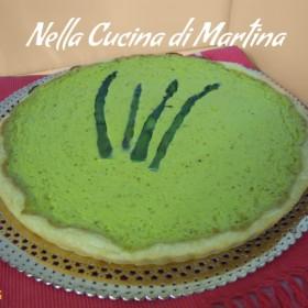 tortino di asparagi ricetta salata nella cucina di martina blog