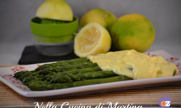 Asparagi al limone, ricetta contorno