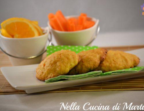 Biscotti di carote, ricetta americana