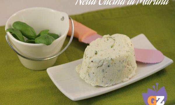 Burro al basilico, ricetta condimento