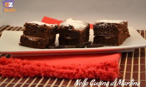 La torta gnugnù alla nutella, ricetta dolce