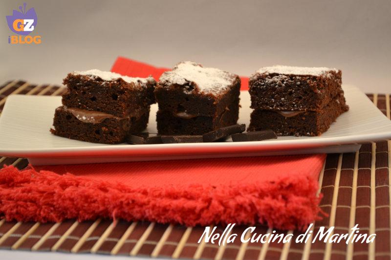 torta gnugnù ricetta dolce nella cucina di martina