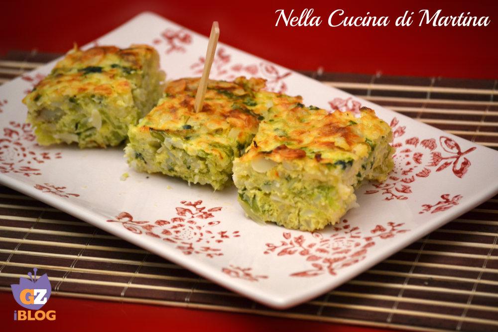 verze gratinate alla vercellese ricetta blog nella cucina di martina
