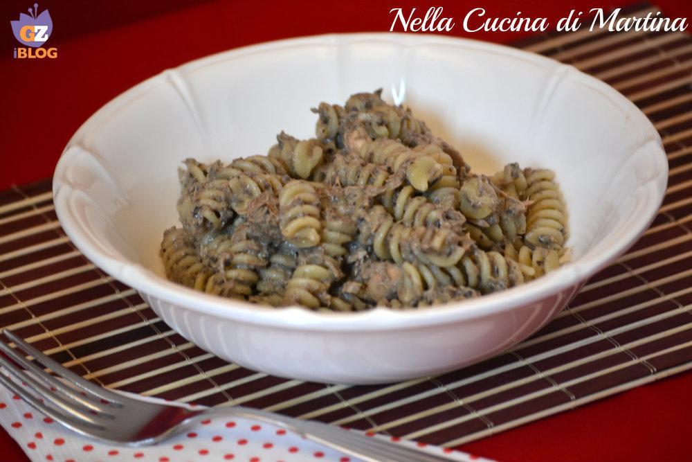 pastasciutta notturna ricetta nella cucina di martina