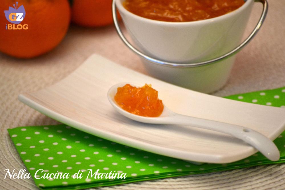 marmellata di mandarini blog nella cucina di martina