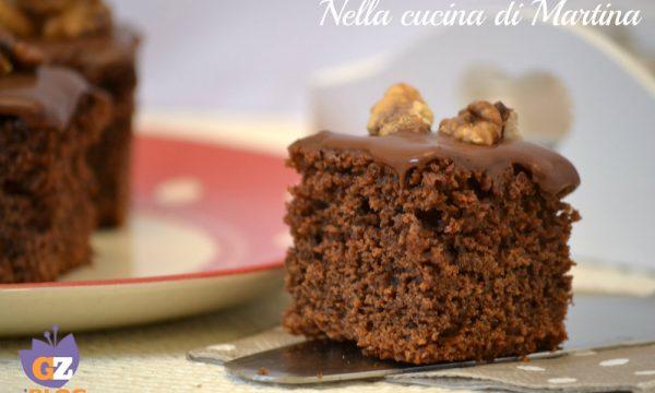 Torta del moro, cioccolato con un tocco speciale