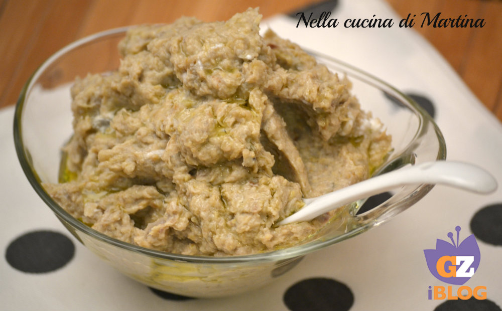 Crema di carciofi per crostini nella cucina di martina - La cucina di martina ...