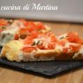 brushetta alla pizzaiola italian style ricetta blog nella cucina di martina