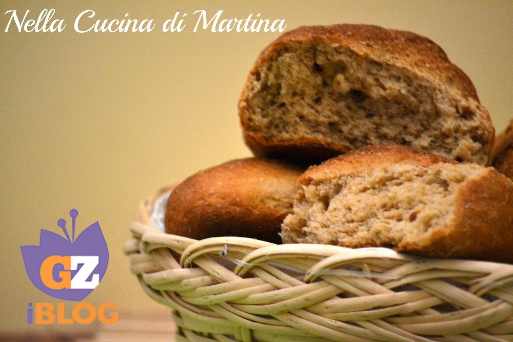 pane con lecitina di soia ricetta nella cucina di martina