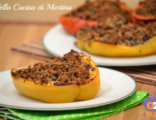 Peperoni ripieni, ricetta marchigiana