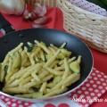 pasta alle zucchine saltate in padella