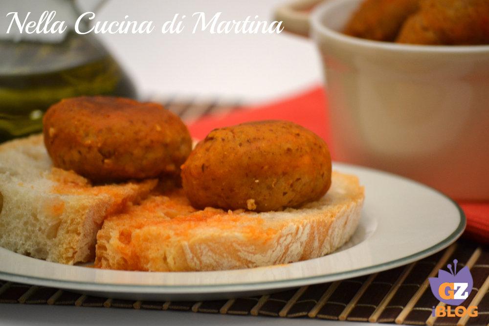 polpette di fagioli ricetta vegetariana nella cucina di martina blog